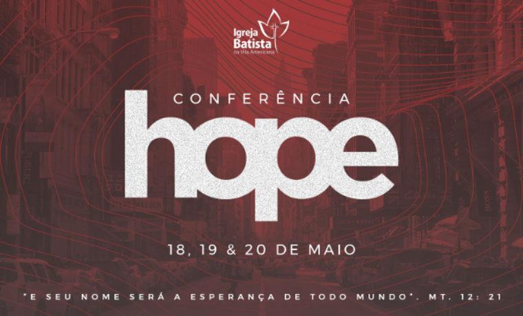 Conferência de aniversário – 32 anos